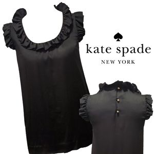 𝗞𝗮𝘁𝗲 𝗦𝗽𝗮𝗱𝗲 Top with Ruffle Detail